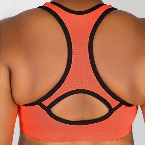 Orange Cassidy Sports Bra